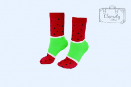 FRUIT ICEPOP SOCKS GIFT CHRISTMAS WATERMELON!!!